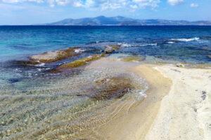 Aghia-Anna-beach-Naxos-island-withParos-background