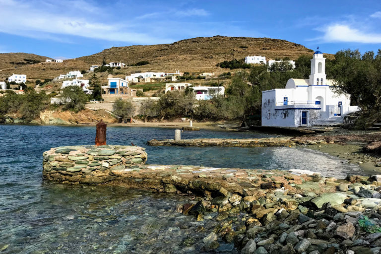 The-old-port-of-Kionia-Tinos-island-Cyclades-Greece