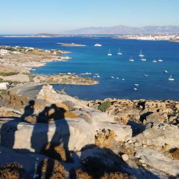 Hikers-above-the-bay-of-Kolibithres-Paros-island-Cyclades-Greece