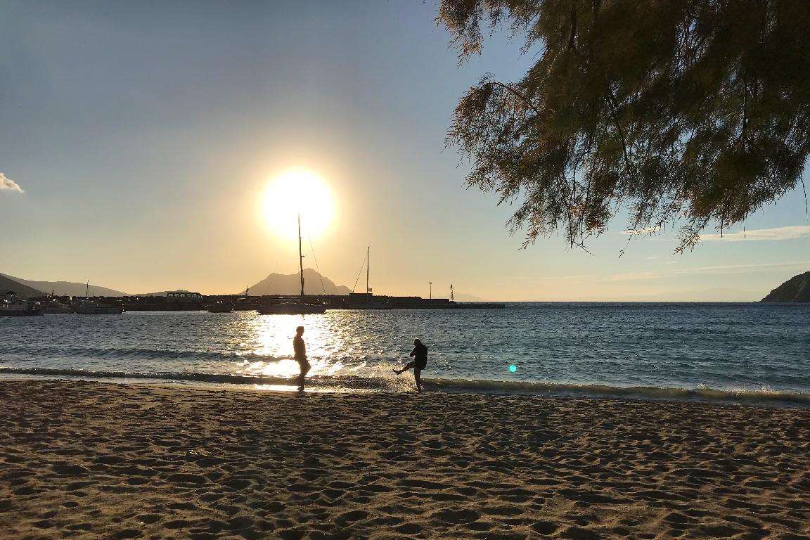 Aegiali-beach-Amorgos-island-cyclades-Greece
