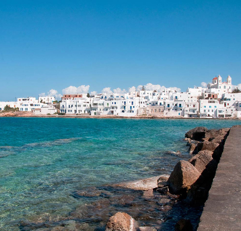 Self-Guided-Paros-tour-Naoussa-view