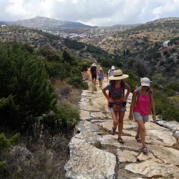 Guided-Paros-tour-Walking-on-Byzantine-Way